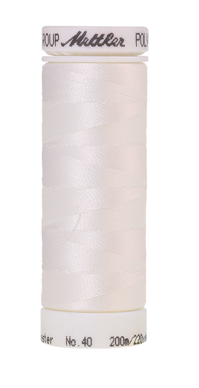 Amann Group Mettler Poly Sheen embroidery and quilting thread 0010 3406