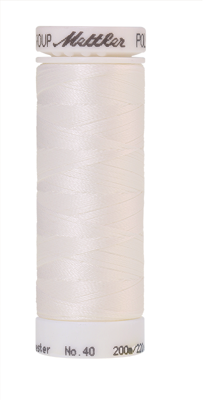 Amann Group Mettler Poly Sheen embroidery and quilting thread 0015 3406
