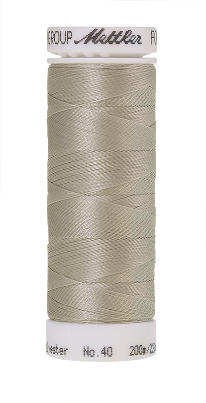 Amann Group Mettler Poly Sheen embroidery and quilting thread 0124 3406