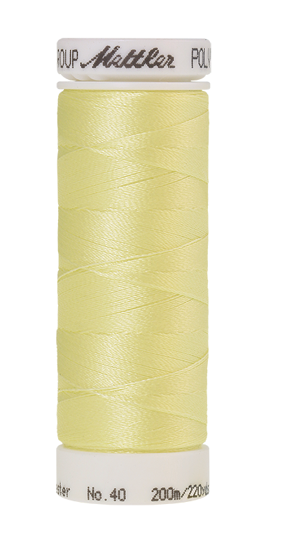 Amann Group Mettler Poly Sheen embroidery and quilting thread 0250 3406