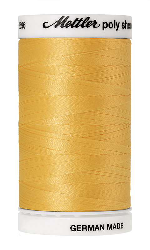 Amann Group Mettler Poly Sheen embroidery and quilting thread 0630 2596