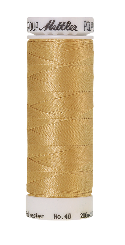 Amann Group Mettler Poly Sheen embroidery and quilting thread 0651 3406