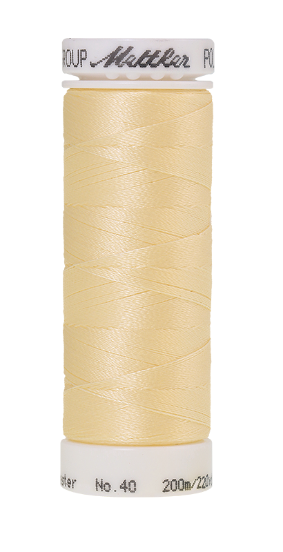 Amann Group Mettler Poly Sheen embroidery and quilting thread 0660 3406