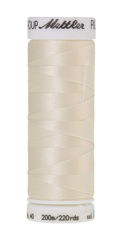 Amann Group Mettler Poly Sheen embroidery and quilting thread 0670 3406