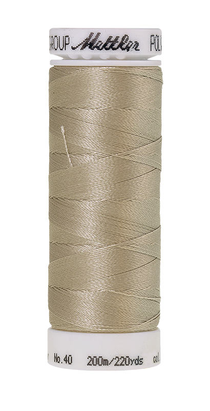 Amann Group Mettler Poly Sheen embroidery and quilting thread 0672 3406