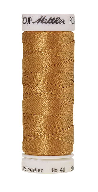 Amann Group Mettler Poly Sheen embroidery and quilting thread 0832 3406