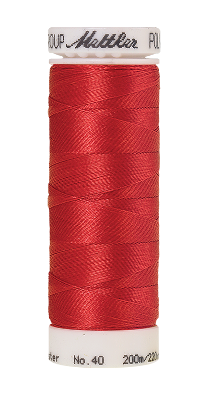 Amann Group Mettler Poly Sheen embroidery and quilting thread 1725 3406