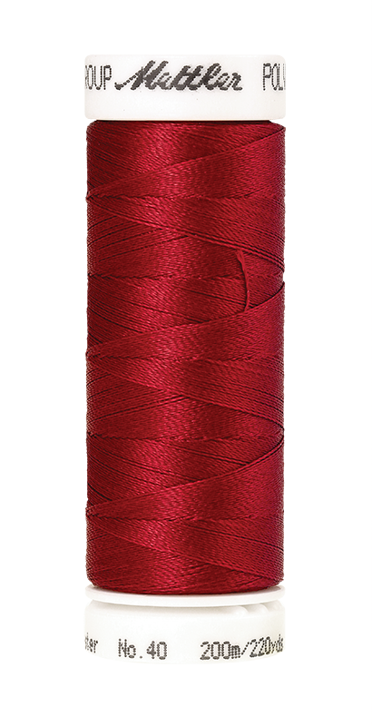 Amann Group Mettler Poly Sheen embroidery and quilting thread 1902 3406