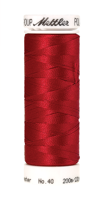 Amann Group Mettler Poly Sheen embroidery and quilting thread 1903 3406