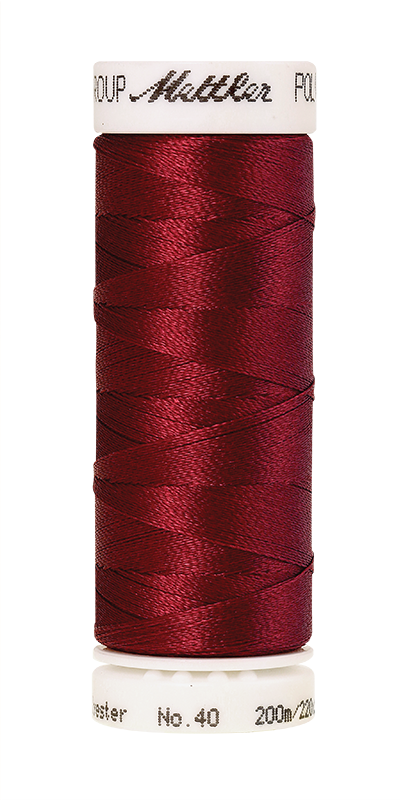 Amann Group Mettler Poly Sheen embroidery and quilting thread 1911 3406