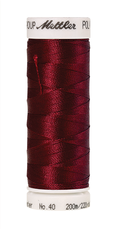 Amann Group Mettler Poly Sheen embroidery and quilting thread 1912 3406