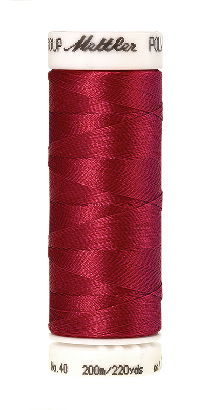 Amann Group Mettler Poly Sheen embroidery and quilting thread 1921 3406