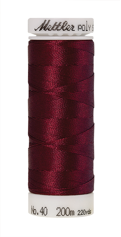 Amann Group Mettler Poly Sheen embroidery and quilting thread 2113 3406