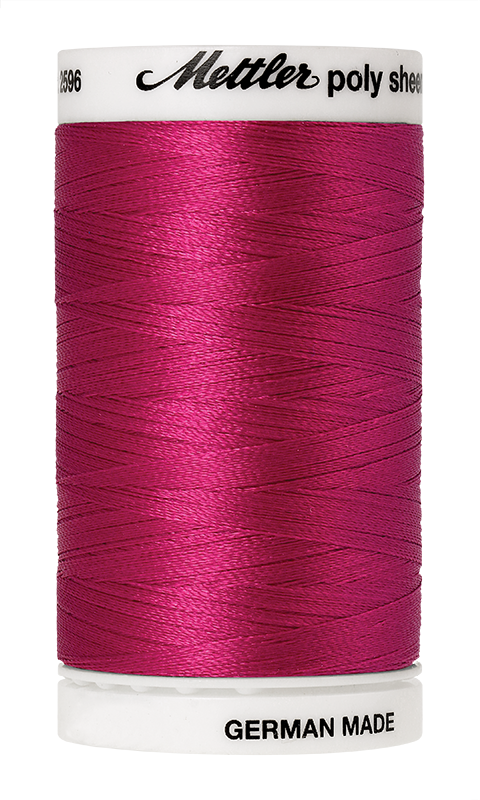 Amann Group Mettler Poly Sheen embroidery and quilting thread 2300 2596