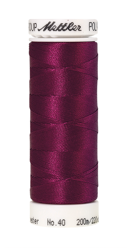 Amann Group Mettler Poly Sheen embroidery and quilting thread 2506 3406