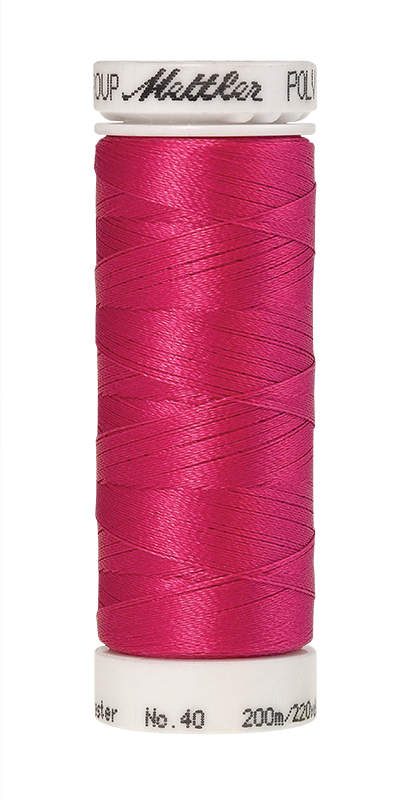 Amann Group Mettler Poly Sheen embroidery and quilting thread 2520 3406