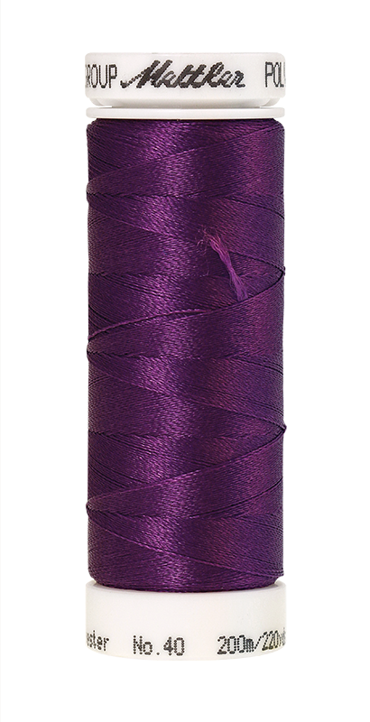 Amann Group Mettler Poly Sheen embroidery and quilting thread 2810 3406