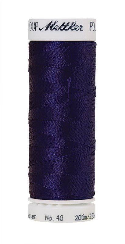 Amann Group Mettler Poly Sheen embroidery and quilting thread 3102 3406