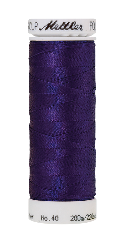 Amann Group Mettler Poly Sheen embroidery and quilting thread 3110 3406