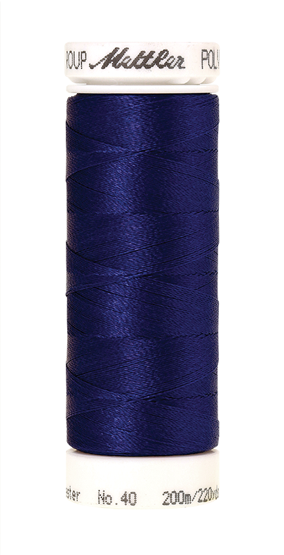 Amann Group Mettler Poly Sheen embroidery and quilting thread 3333 3406