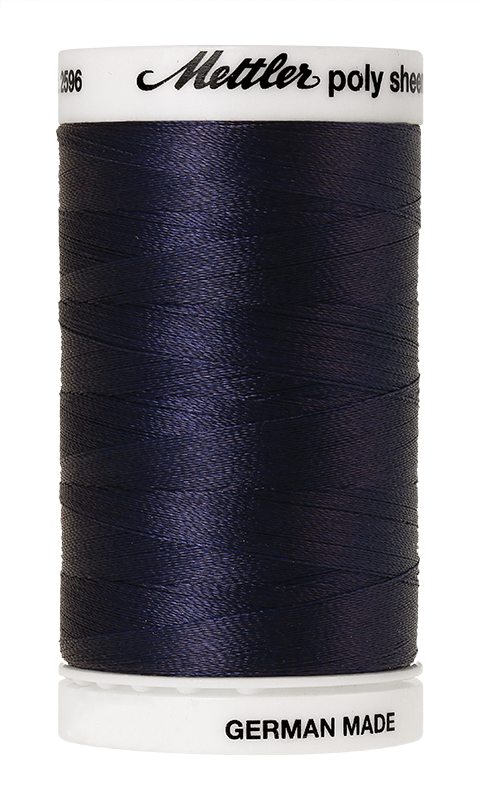 Amann Group Mettler Poly Sheen embroidery and quilting thread 3355 2596