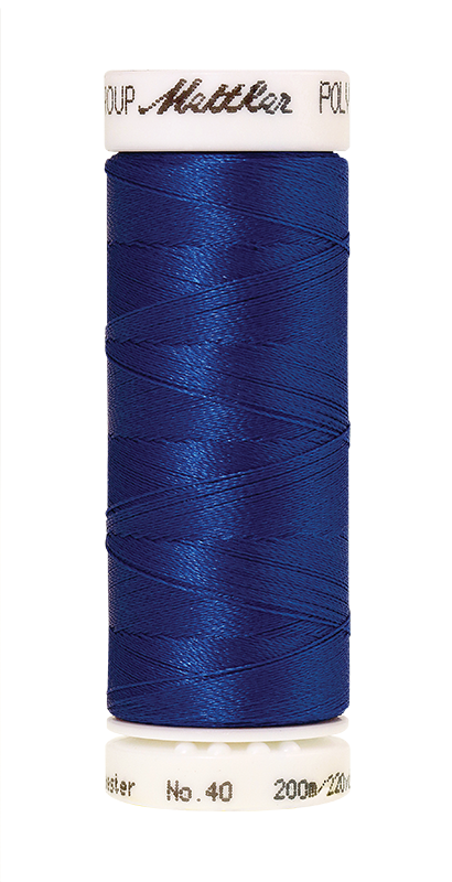 Amann Group Mettler Poly Sheen embroidery and quilting thread 3522 3406