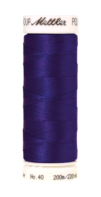 Amann Group Mettler Poly Sheen embroidery and quilting thread 3541 3406