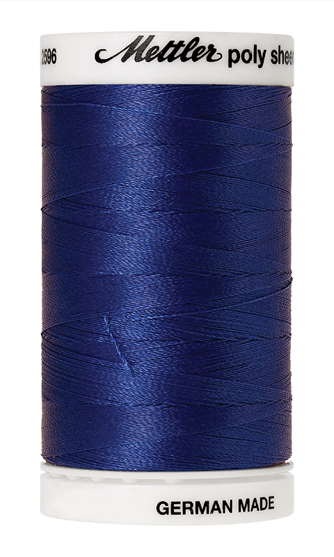 Amann Group Mettler Poly Sheen embroidery and quilting thread 3544 2596