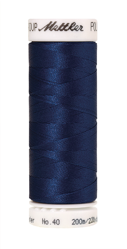 Amann Group Mettler Poly Sheen embroidery and quilting thread 3622 3406