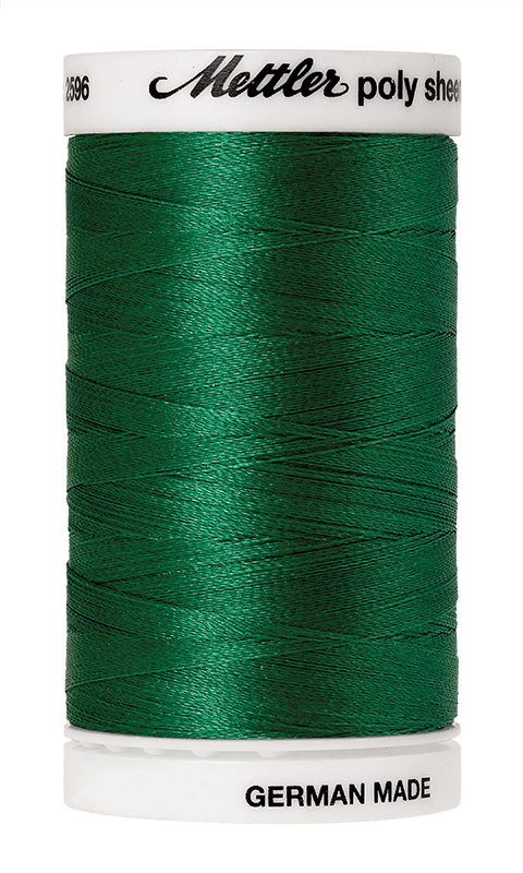 Amann Group Mettler Poly Sheen embroidery and quilting thread 5422 2596