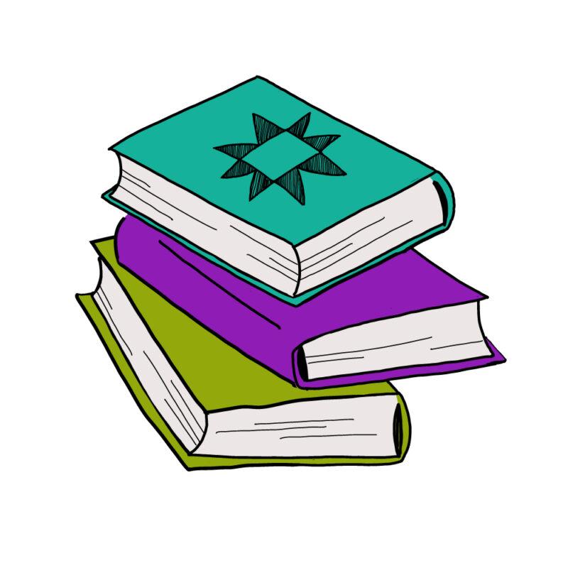 Schnitte + Bücher