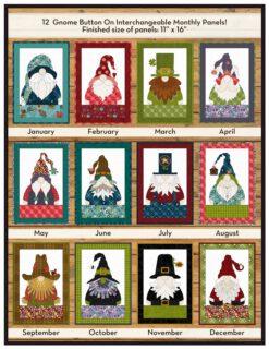 gnome for the holidays calendar 3