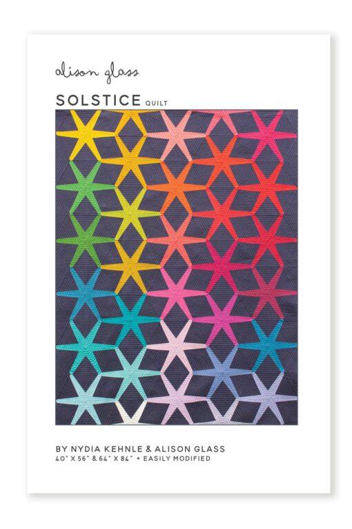 solstice pattern front shop